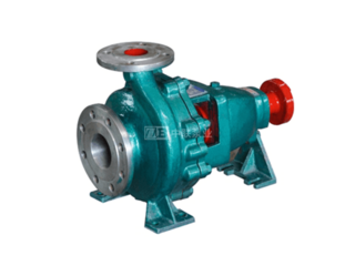 IH型卧式化工耐腐蚀单级单吸离心泵