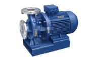 IHW型卧式管道化工离心泵