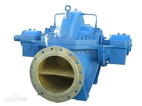 DK型多级双吸中开泵