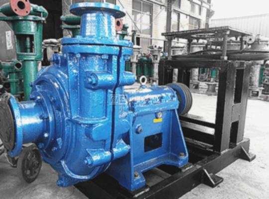 PNJ型衬胶泵