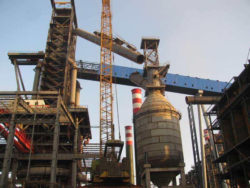 塞皮戴斯电炉炼钢连铸项目高效节能自平衡多级离心泵