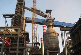 塞皮戴斯电炉炼钢连铸项目自平衡多级离心泵