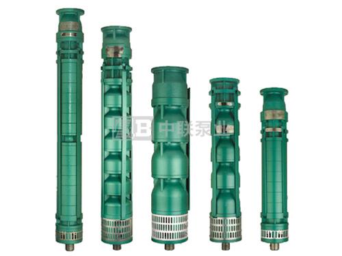 QJ型潜水深井泵