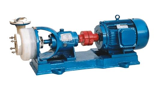 耐腐蚀离心泵原材料氟塑料F4与F46的区别