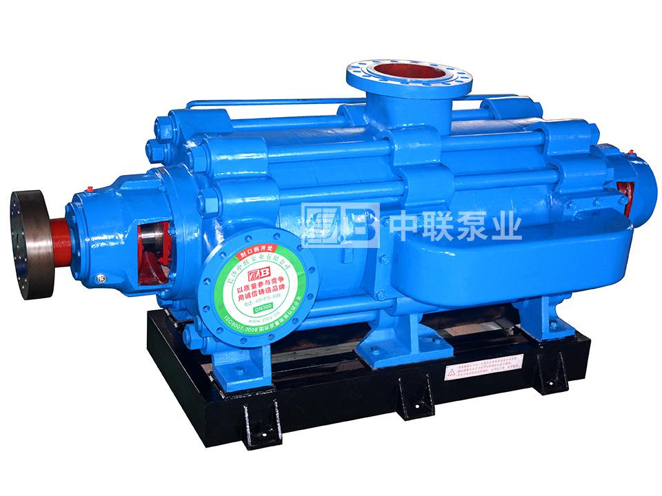 MDP自平衡防爆礦用多級離心泵