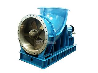 HZ型臥式化工軸流泵