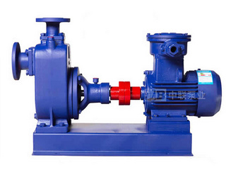 CYZ型卧式防爆自吸式离心油泵