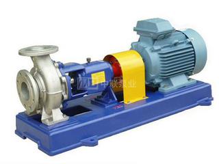 IH型卧式单级化工离心泵