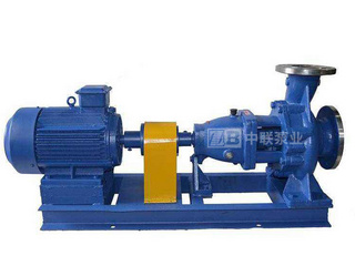 BF型卧式耐腐蚀单级单吸化工泵