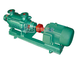 GC型卧式多级锅炉给水泵