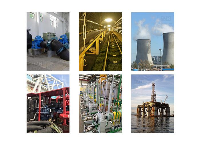 DY(P)型自平衡多級油泵主要用途