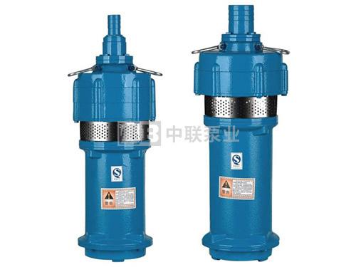耐高温高压潜水泵