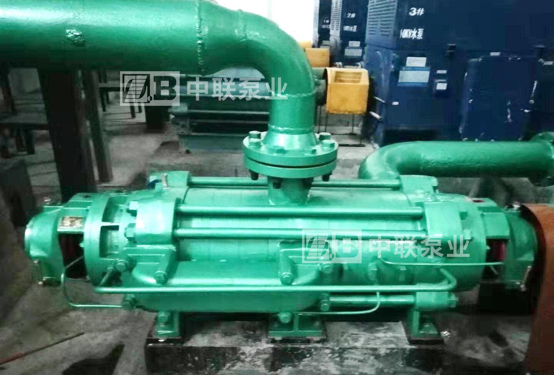 四川省古蔺郎酒厂DP型自平衡多级离心泵客户案例