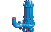 QW型高效潛水無堵塞排污泵