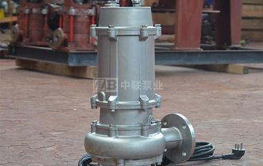 QW型潛污泵