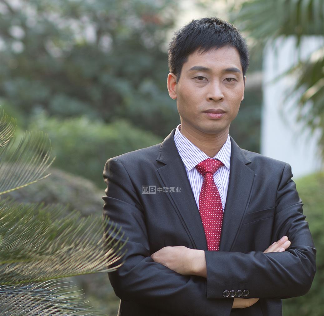 万达国际娱乐泵业董事长潘世群
