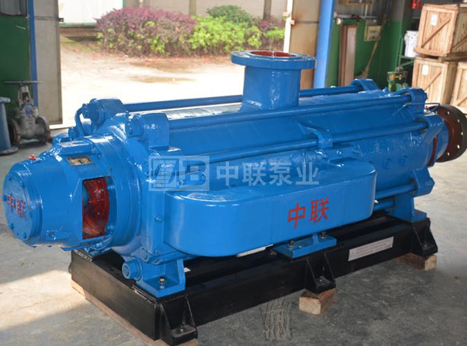 防爆礦用多級泵