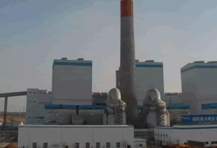 陕西国华锦界能源有限公司ISG型单级管道泵
