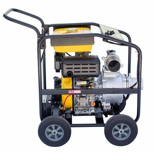 柴油机水泵的4寸、6寸、8寸水泵是什么意思?