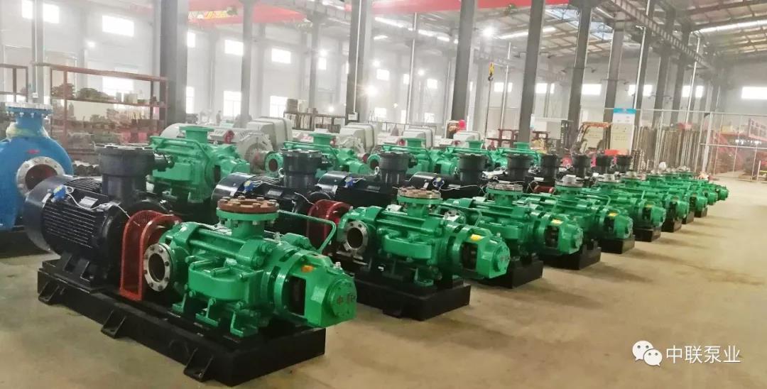 长沙中联泵业发展