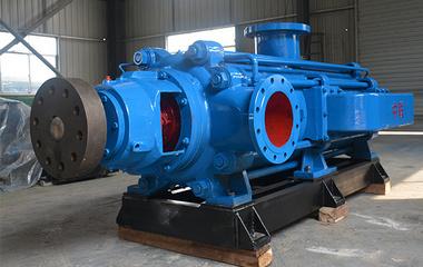 井下耐磨自平衡水泵