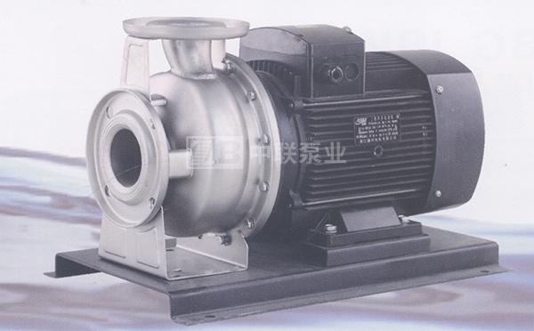 TS不銹鋼臥式單級離心泵