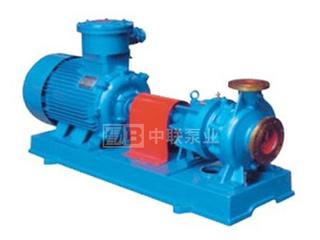 CIH(IMC)型耐腐蚀不锈钢磁力转动单级离心泵