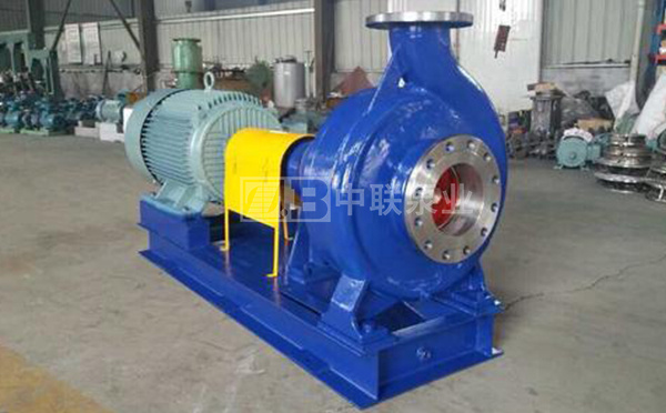 無泄漏化工泵葉輪轉速降低的原因有哪些?