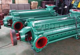 武汉武昌网络客户下单2台套多级矿用排水泵