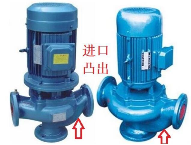 GW污水型立式離心泵進出口方向