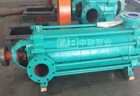 贵州泽龙建筑工程订购一套D155-30×9多级离心泵