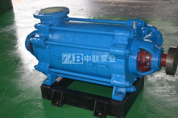 山東恒邦冶煉股份3臺D85-67×7礦用多級離心泵