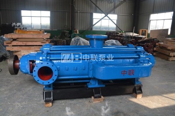 MDP礦用自平衡多級泵