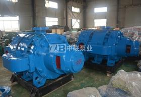 山西蓓力澳矿山设备3台MD200-50×4P矿用自平衡多级离心泵