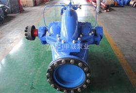 内蒙古中盛科技一台熄焦泵500S22双吸中开泵