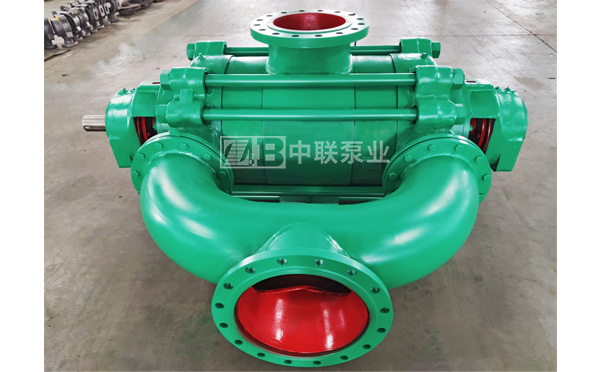 MDSP双进口自平衡多级离心泵