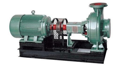 IR型卧式单级单吸热水离心泵