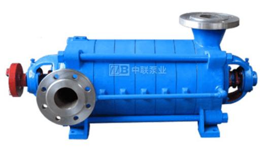 DF型臥式不銹鋼多級離心泵