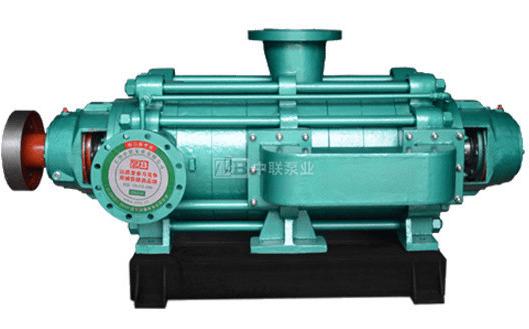 MDP型礦用耐磨自平衡多級離心泵