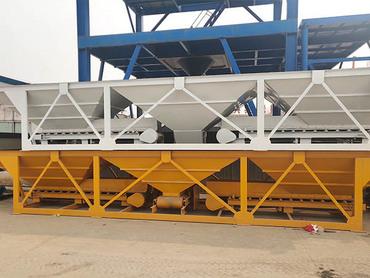 <b>PLD1200混凝土配料機</b>