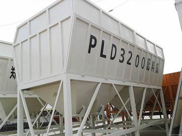 <b>PLD3200混凝土配料機</b>