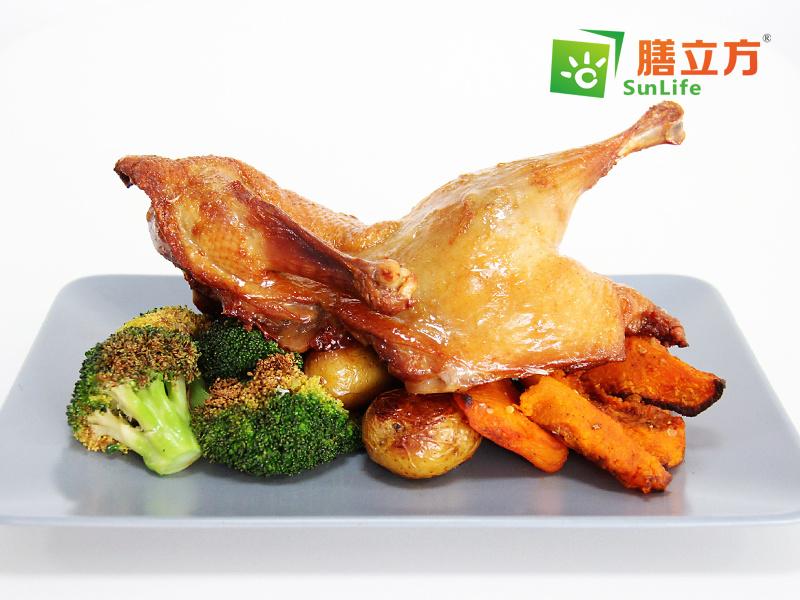 樟茶板鴨(半片)