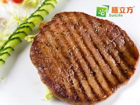 小鮮肉扒(黑椒風味)