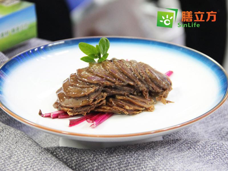 鹵牛肉(原色)