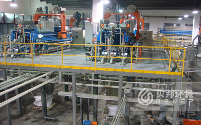 Transformation Scheme of sludge treatment in a solar panel factory in Jiangsu