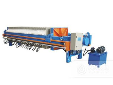 870 Membrane Filter Press