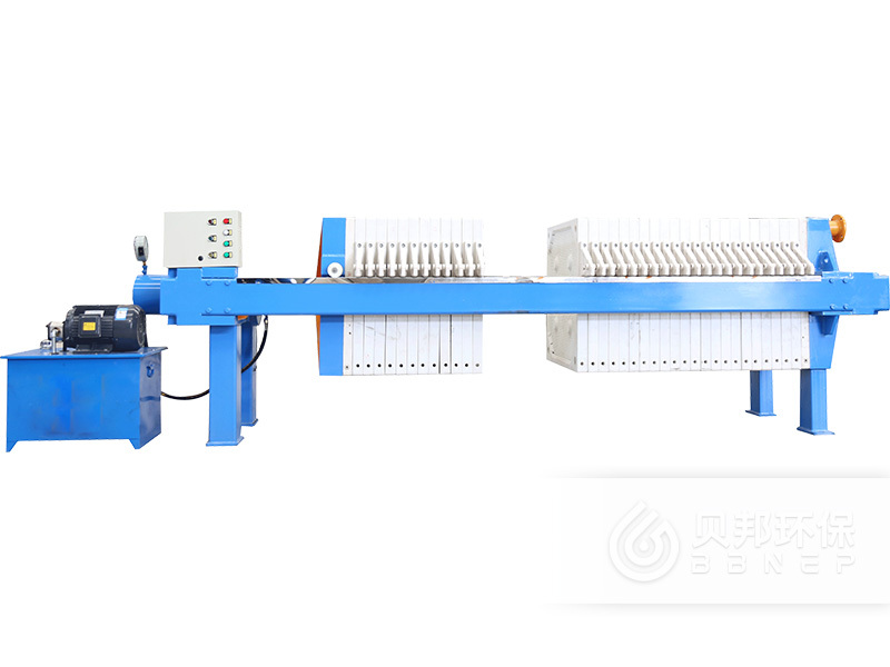 630 Automatic Pressure Keeping Chamber Filter Press