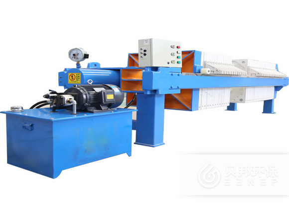 800 Automatic Pressure Keeping Chamber Filter Press