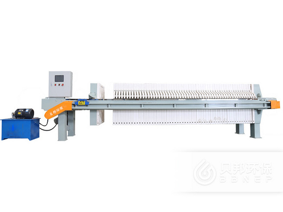 1500 Automatic Pressure Keeping Chamber Filter Press