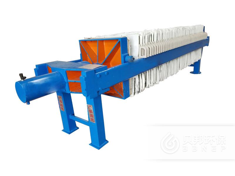 800 Mechanical Chamber Filter Press